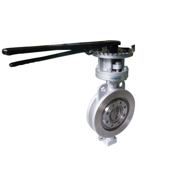 Stainless Steel Wafer Butterfly Valve, 72 Inch