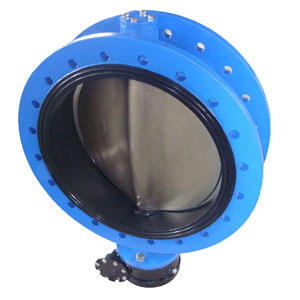 GGG40 Ductile Iron Butterfly Valve, DN600, 150#