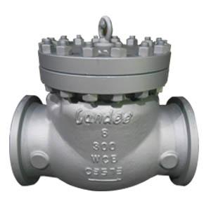 A216 Grade WCB Swing Check Valves, CL300, 6IN, BW Ends