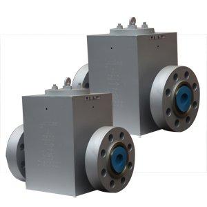 ASTM A105N Swing Check Valve, DN80, PN420, RTJ