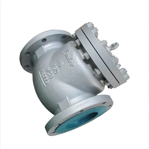 Flanged Swing Check Valve, DN150, RF, BS 1868