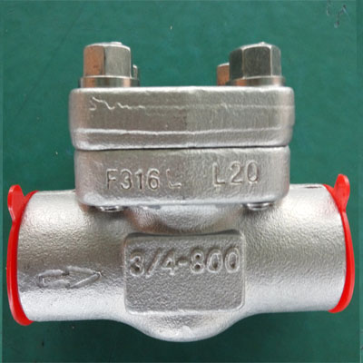 Renewable Seat Swing Check Valve, Bolted Cover, DN20, PN130