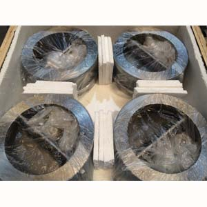 Spring Loaded Check Valve, Wafer, A216 WCB