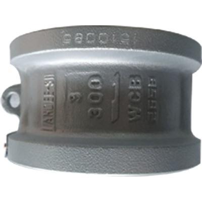 Wafer Check Valve, ASTM A216 WCB Body, PN50, DN80, API 594