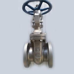 A890 4A Gate Valve, Wedge A890 4A, DN100, PN20, RF