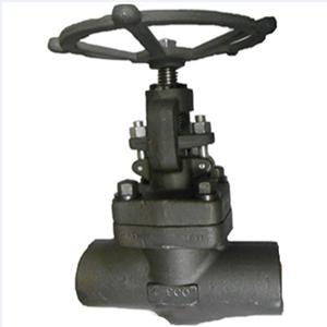 ASTM A182 F11 Globe Valve, API 602, 1IN, CL900, Trim 8#