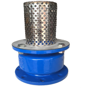 Ductile Iron Foot Valve GGG50 150LB 16 Inch