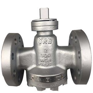 Lubricated Plug Valve, Inverted Pressure Balance, DN50, PN50
