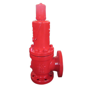 ASTM A216 SS Pressure Relief Valve, 3 Inch, RF