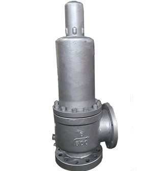 ASTM A216 WCB Safety Valve, Inlet DN150, Outlet DN200
