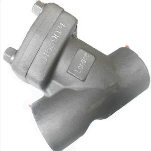 ASME B16.34 Y-Type Strainers, ASTM A182 F11, 1 1/4IN, CL3000