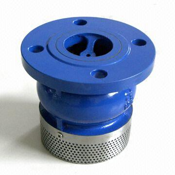 Cast Iron Flanged Strainer, DIN 3202, SS Screen