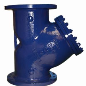 ASTM A216 WCB Y-Strainer, 16 Inch, 150 LB