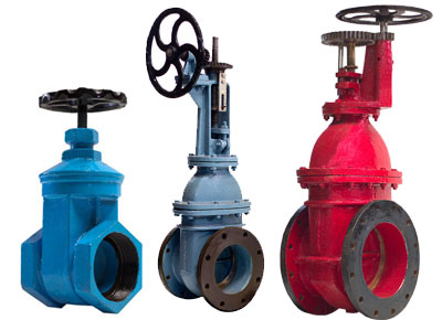 Disassembly and Cleaning of Gate Valve