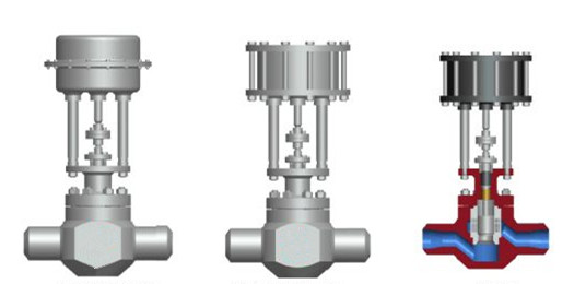 Balanced Labyrinth Multi-Stage Pressure ReliefControl Valves