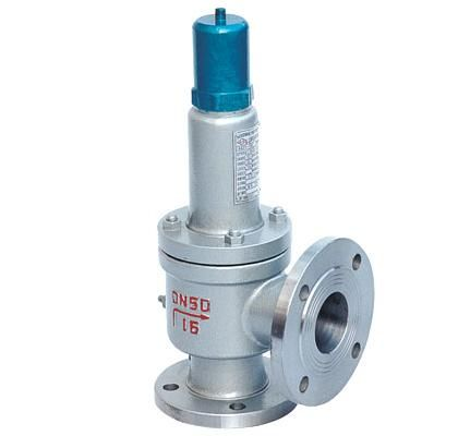 Classification of Safety Valves