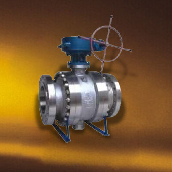 Features of the Trunnion Mounted Ball Valve