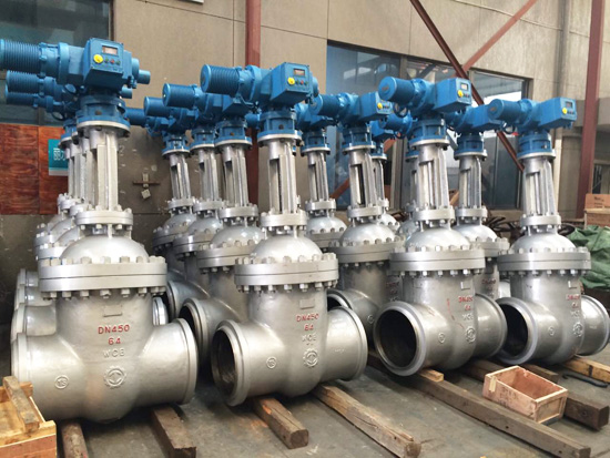 Prevention Measures for Water and Steam Leakage of Valve