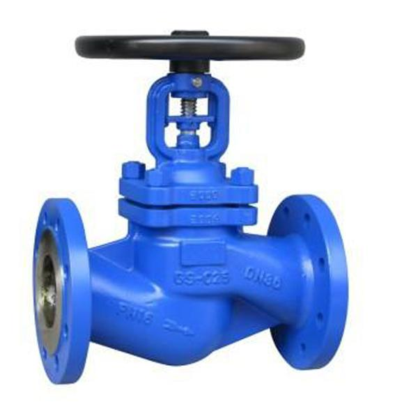 Specified Bellow Globe Valves Used for Chlorine