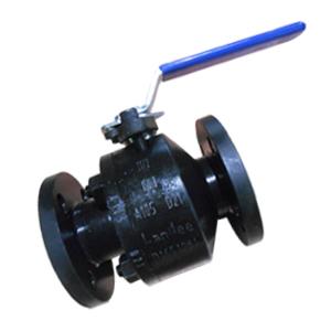 ASTM A105 Ball Valves, 304SS Ball, PTFE Seat, RF