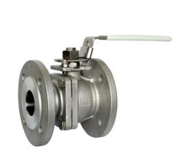 CF8M Ball Valve, 1/2IN-4IN, SS 316 Ball & Stem, Flanged