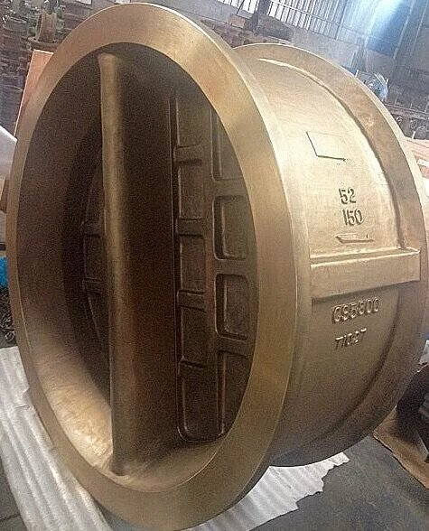 ASTM B148 C95800 Check Valve, 52 Inch, CL150