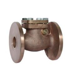 LG2 Bronze Bolted Bonnet Swing Check Valve, PN 16