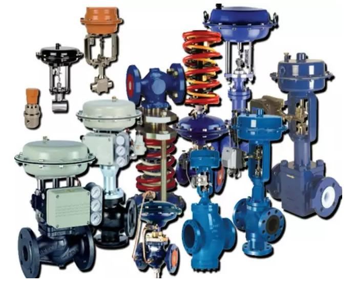 breakdowns of valves
