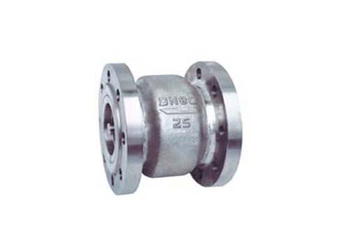 How to maintain check valves?