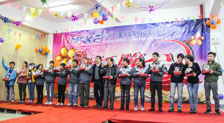 New Year's Ceremony