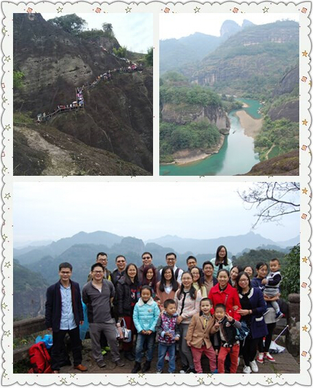 An Unforgettable Trip to Wuyi Mountain