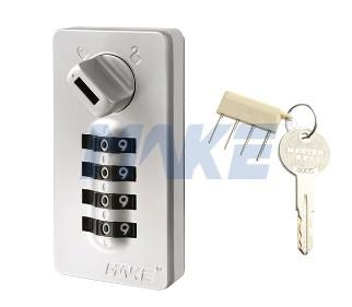 Four-digit Combination Locker Lock to escort personal belongings
