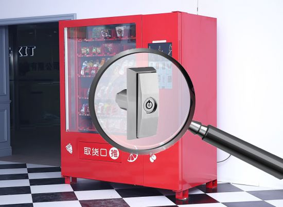Huge potential of China vending machine lock market