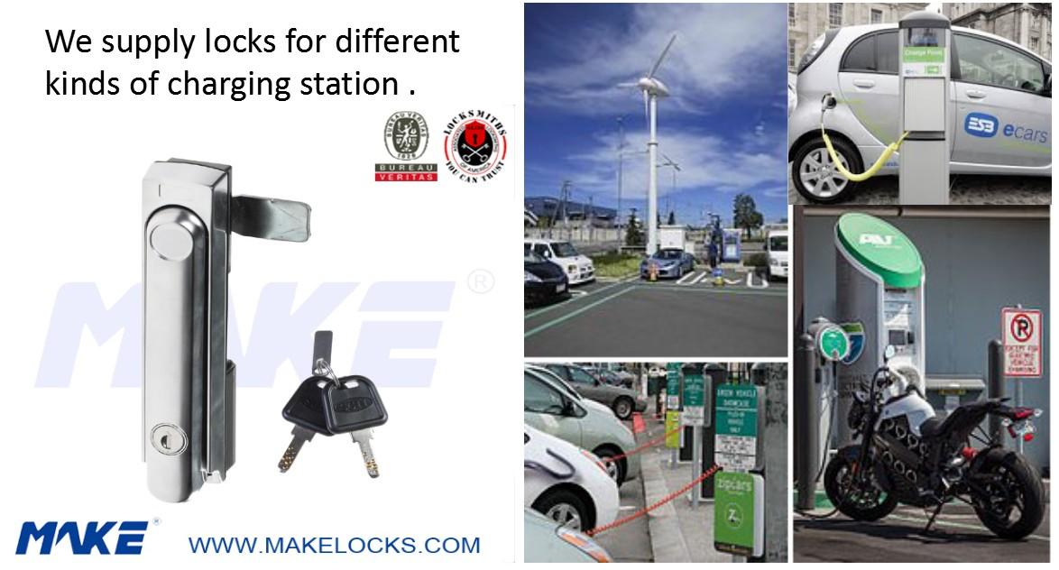 Charging Pile Lock
