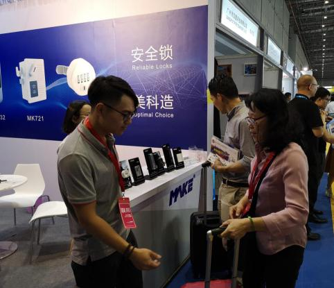 Exhibitors are interested in Make locks