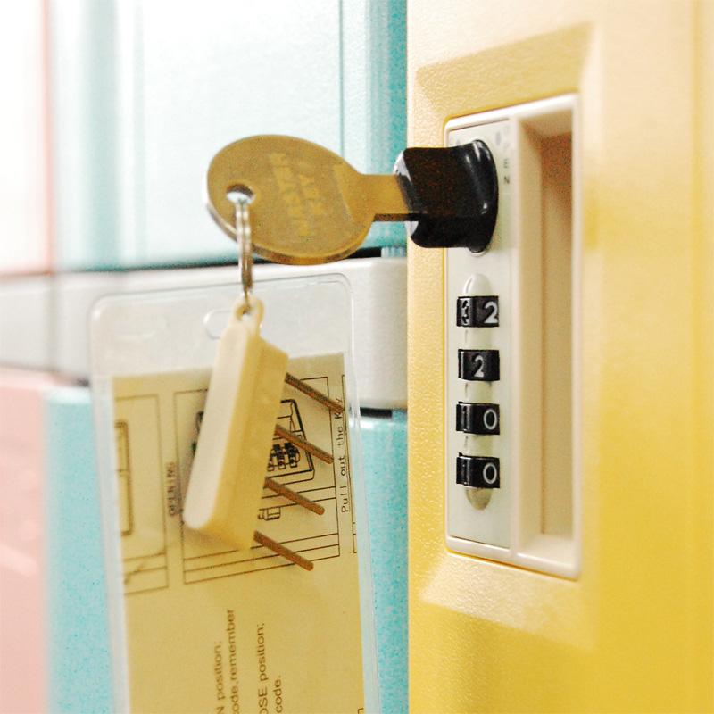 Four-digit Password Lock