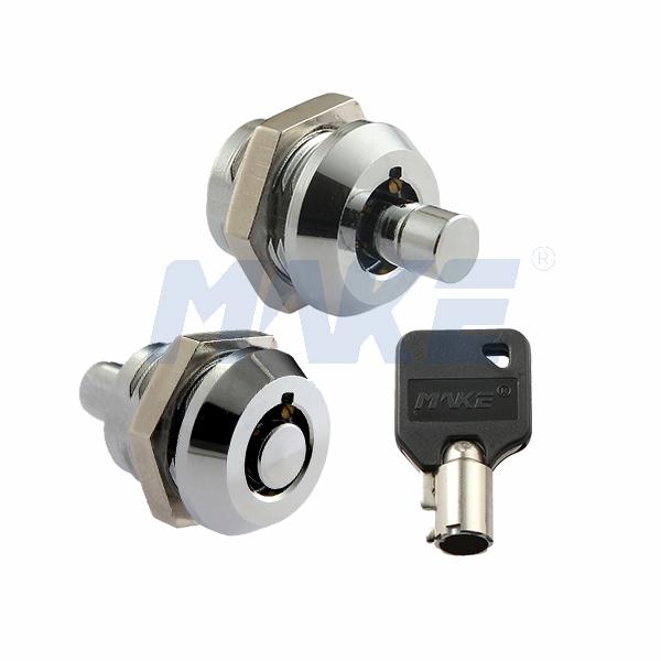 Tubular Push Lock