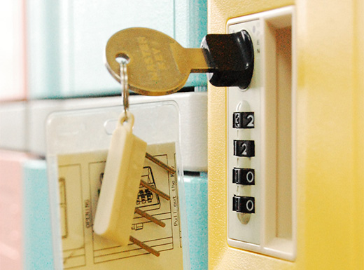 The Four-digit Combination Lock MK706