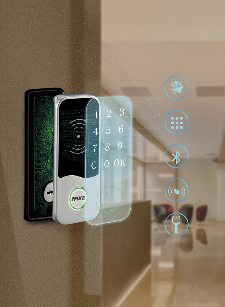 An IoT-enabled Smart Lock