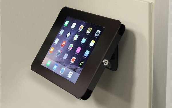 The iPad Stand Lock