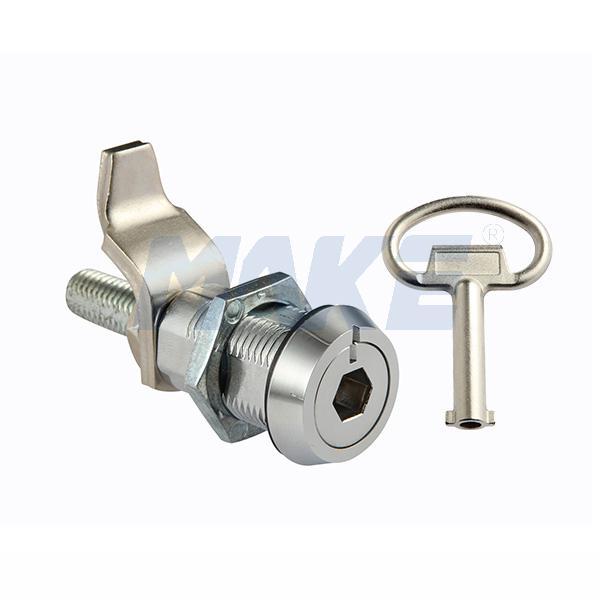 Hexagonal lock