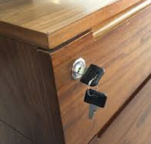 How to Open A Drawer Lock?