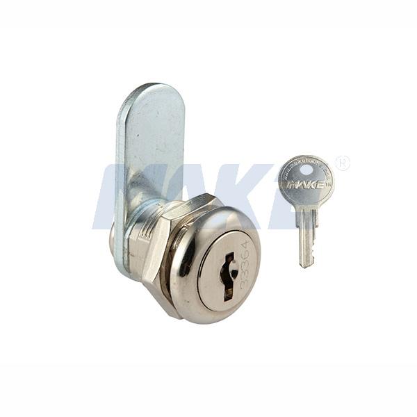 16.5mm Wafer Key Cam Lock MK104BS