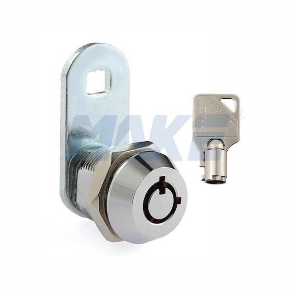 2-position Key Rotation Cam Lock MK100AS-1