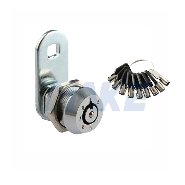 25mm Tubular U-change/Magic Cam Lock MK116BM