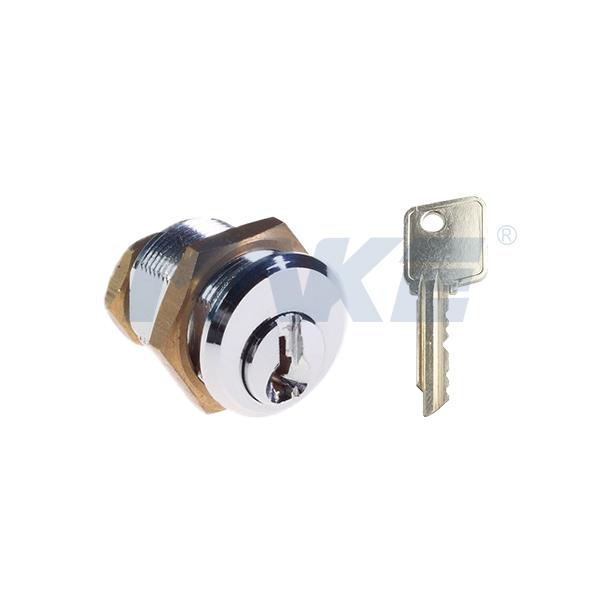 Brass Dimple Key Cam Lock MK114-26