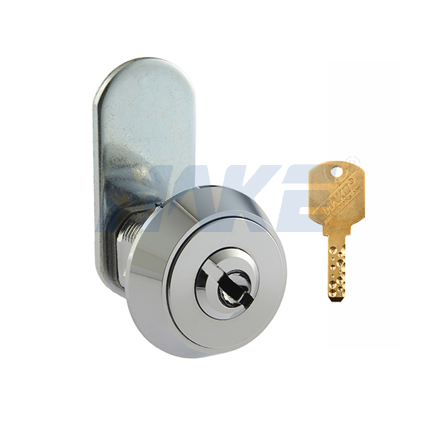 High Security Pin Tumbler Cam Lock with Dimple Key MK114-AS