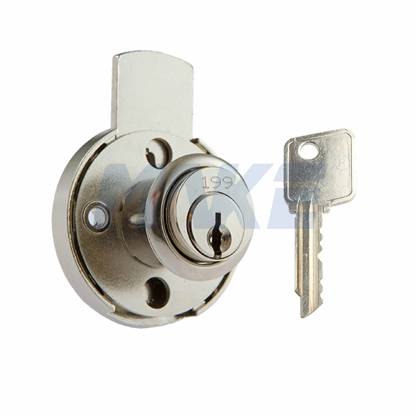 Security furniture drawer lock MK119