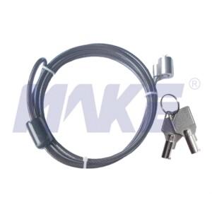 Double Head Laptop Lock MK808