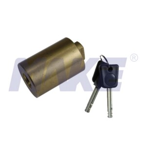 Solid Brass Lock Barrel MK102S-9